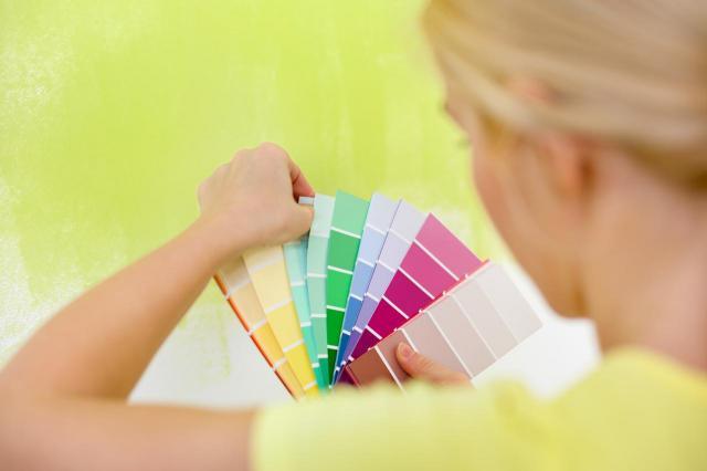 aranżacja wnętrz, malowanie ścian, kolor wnętrz