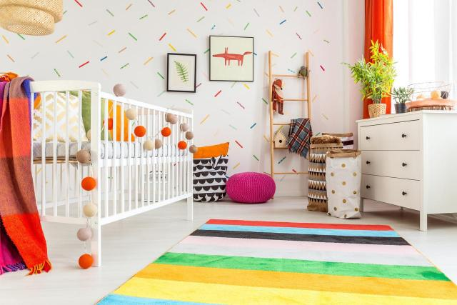 kolor wnętrz, dekoracja ścian, aranżacja wnętrz