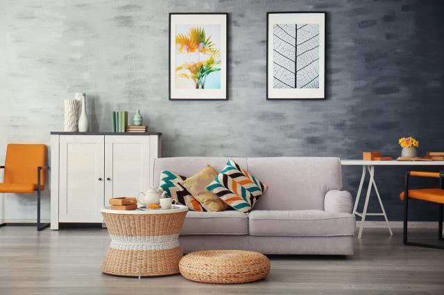 3 porady na temat dekoracji ścian, dzięki którym będą wyglądały pięknie
